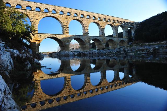 731 Pont du Gard (Provence - France)