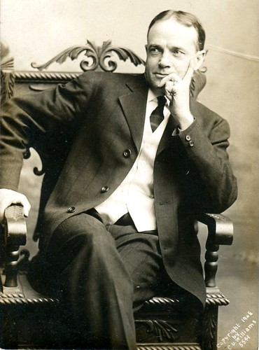 Reverend Billy Sunday