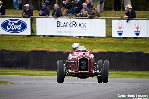 1934 Alfa Romeo Tipo B by autoidiodyssey