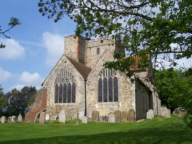 All Saints' Church, Boughton Aluph