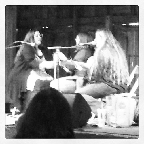 Patty cake at Luckenbach