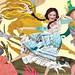 El mago de OZ (versión final) by Rodrigo Díaz Ilustración