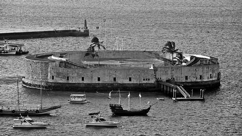 Forte de São Marcelo by Fred Matos