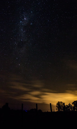 Waikato Nights by Astronomr