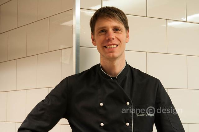 Chef Wouter Schipper