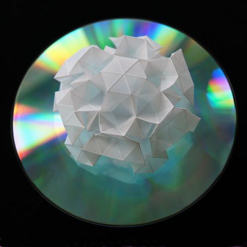 Origami Tutorial 883 (Lydia Diard)