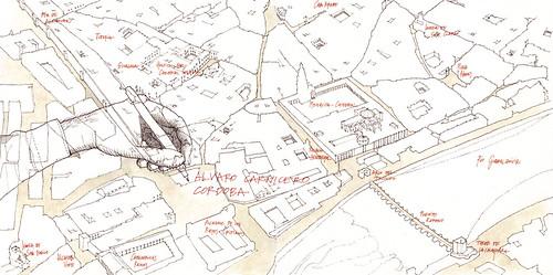 Clermont-Ferrand cartel de mi expositor