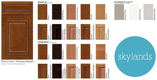 Martha Stewart Skylands Cabinetry from Home Depot