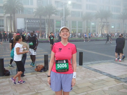 10k and Marathon