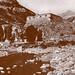 Carte postale ancienne – Le Verdon et le fort de France à Colmars-les-Alpes ©oliviervallouise