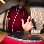 Masters Of Fingerboarding - Stegen - Ghost Flip Blunt