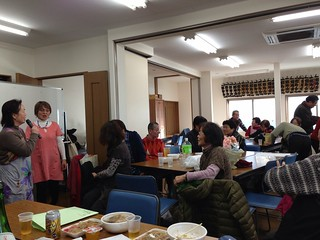 2013/1/27 郷歩こう会 総会兼新年会