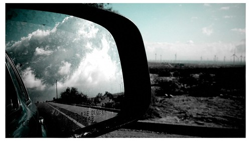 The Drive:  Objects Are Closer Than They Appear by hbmike2000 (please see profile)