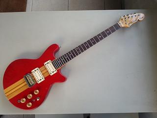 guitare electrique annee 80