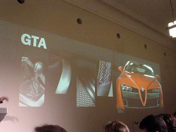 Alfa Romeo Brera GTA