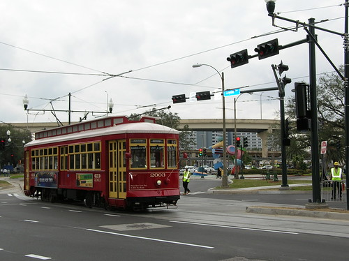 Loyola Streetcar