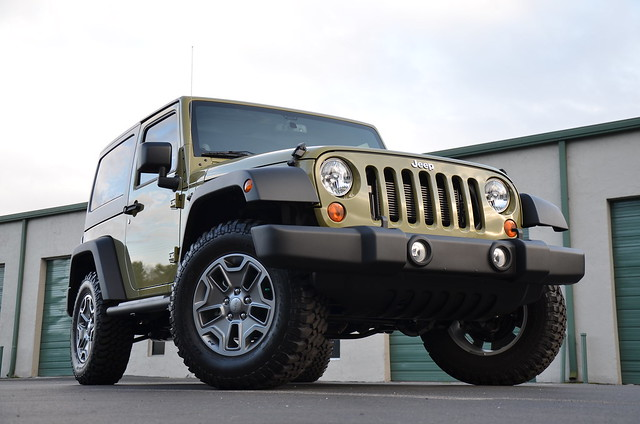 Jeep Correction Detail