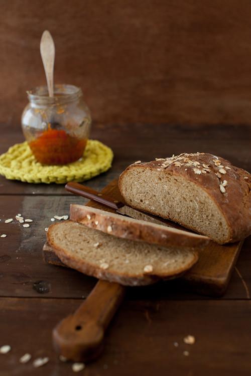Oat Bread 3