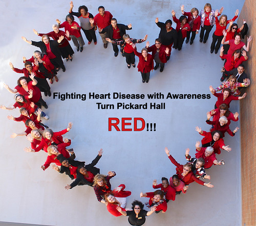 Fighting Heart Disease with Awareness