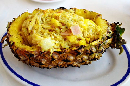 Fried Ananas Rice