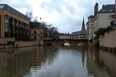 La Moselle - Pont Moreau