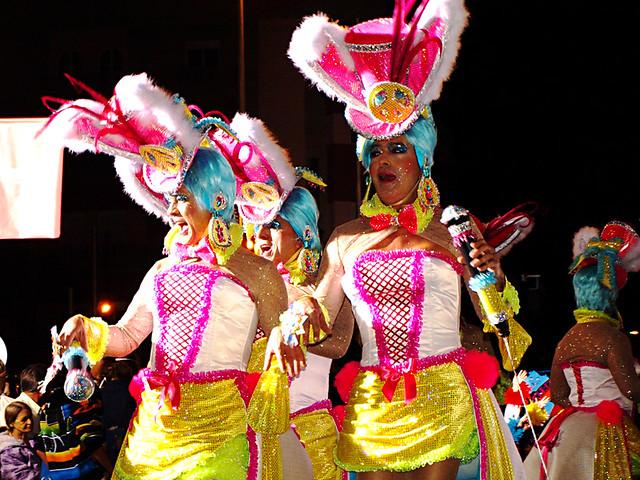 Santa Cruz Carnival Opening Parade