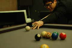 carom billiards(0.0), english billiards(0.0), indoor games and sports(1.0), individual sports(1.0), play(1.0), snooker(1.0), sports(1.0), recreation(1.0), nine-ball(1.0), cue stick(1.0), pool(1.0), billiard table(1.0), games(1.0), billiard ball(1.0), eight ball(1.0), ball(1.0), cue sports(1.0),