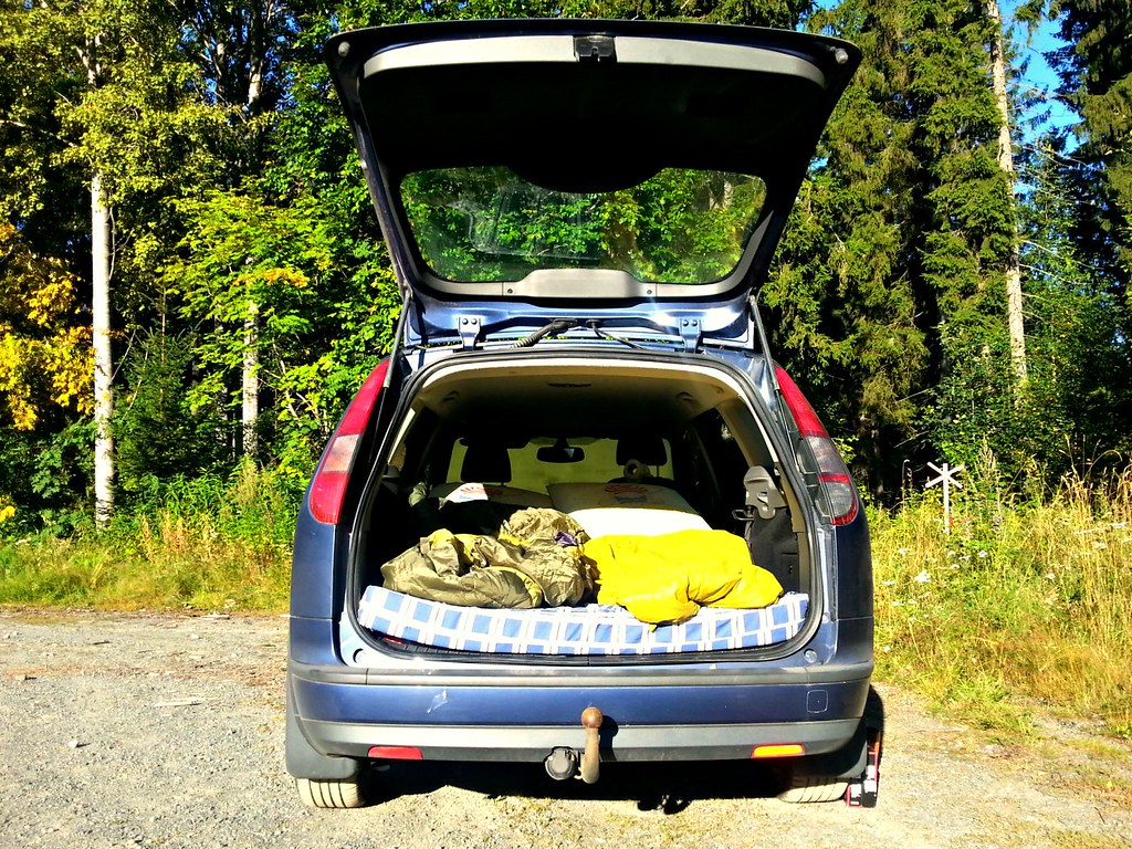 I Already Have Everything I Need for Spontaneous Camping - Car Camping IS an Option! | Live now – dream later travel blog