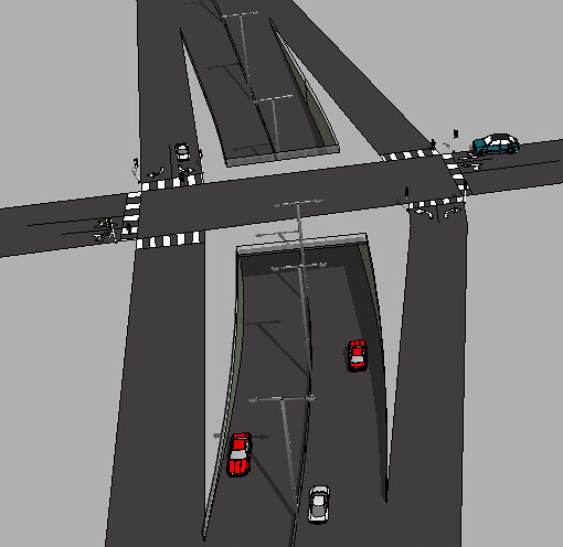 Major Intersection1