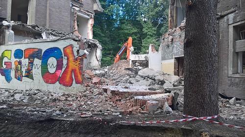 afbraak oude bouw (4)