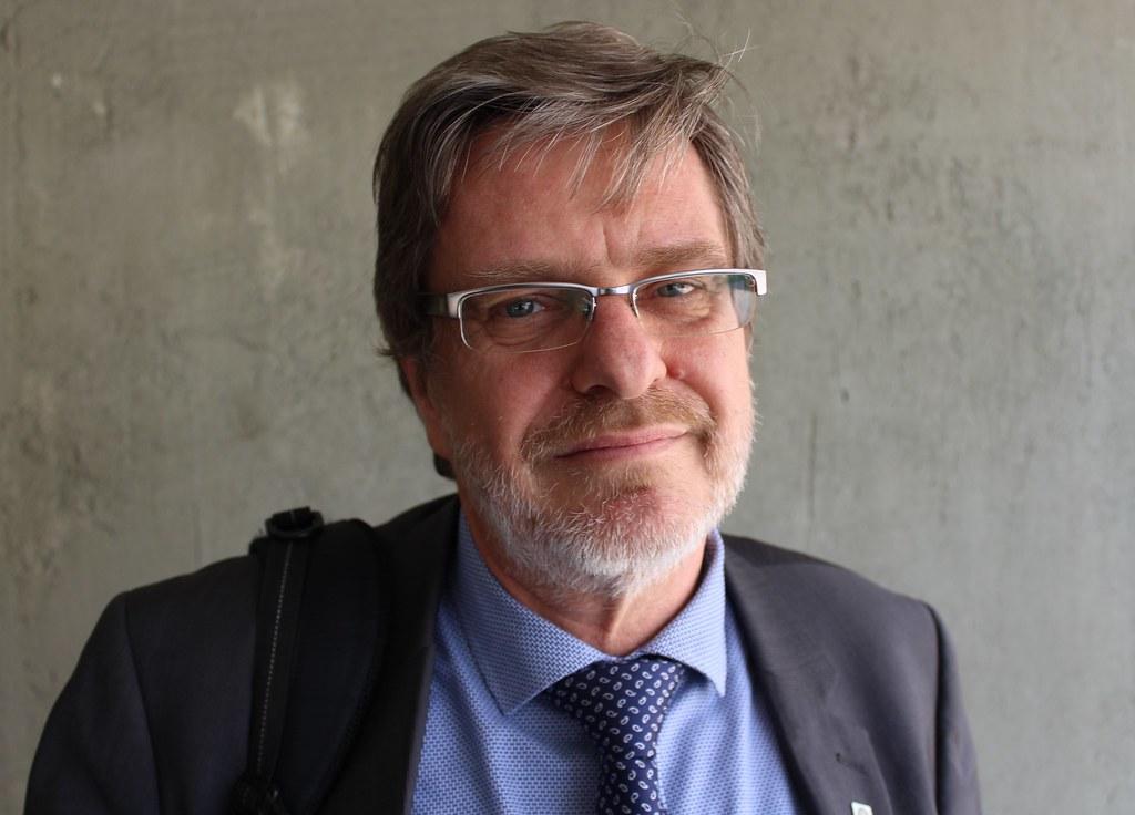 O reitor da UFRJ Roberto Leher, reflete sobre o desenvolvimento de uma política educacional de esvaziamento do campo 1.JPG
