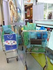 Campanha de Recolha de Alimentos no Auchan