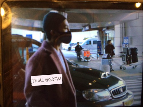 Big Bang - Incheon Airport - 22mar2015 - G-Dragon - GDFW权志龙中文网 - 02