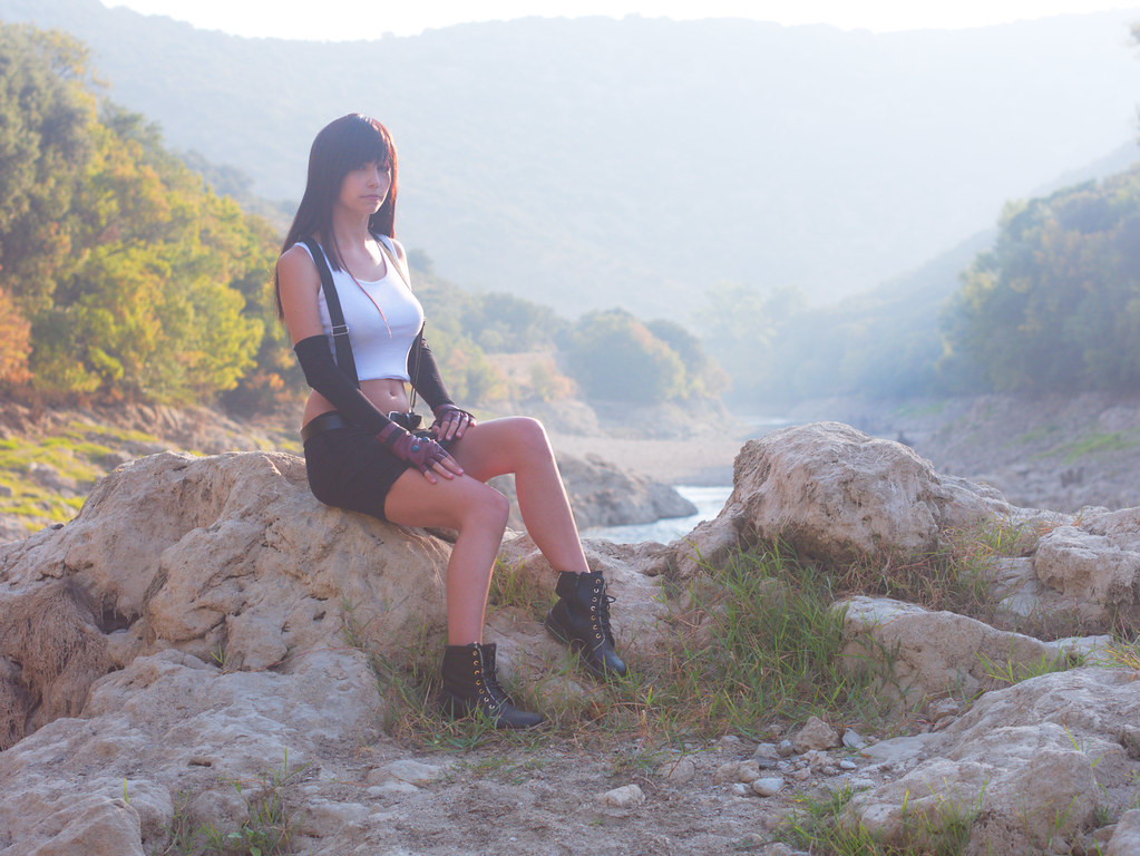 related image - Shooting Tifa Lockhart - Final Fantasy - Gorges de l'Hérault - 2016-08-17- P1520482