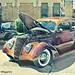Depot Days Car Show.  Amboy, Illinois.    A4