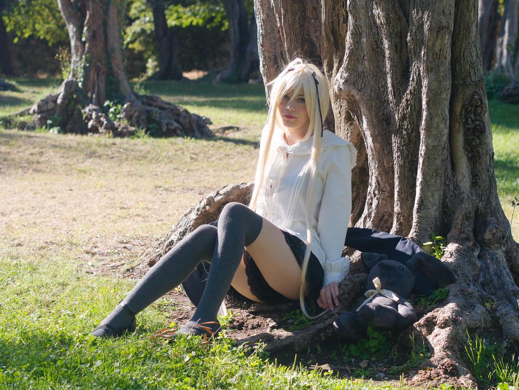 related image - Shooting Sora Kasugano - Yogusa no Sora - Parc de Cimiez - Nice - 2016-08-23- P1540511