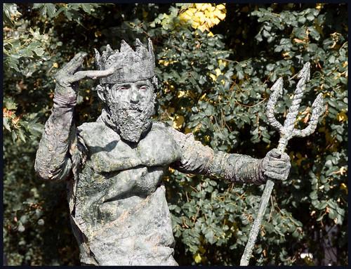 living statues (16) by hans van egdom