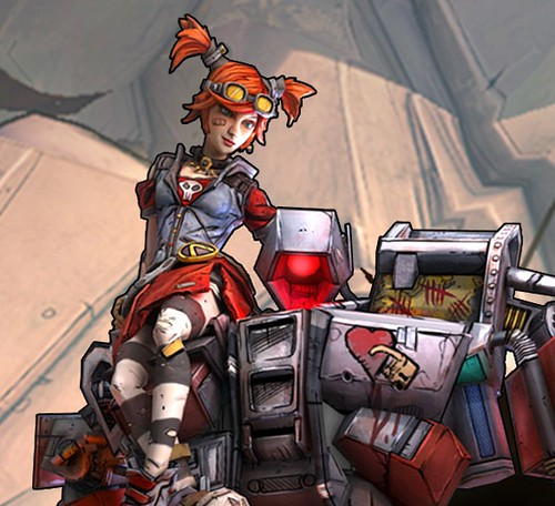 Borderlands 2 Mechromancer Gaige Builds Guide - Best Friends