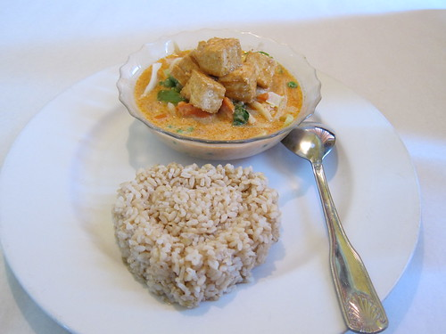 yummy panang curry