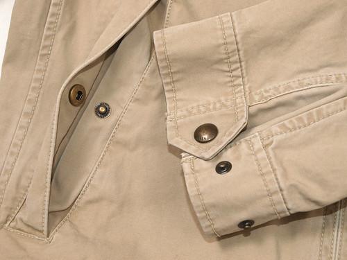 Ralph Lauren / Cotton Zip Jacket
