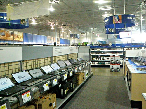 PA100038 Best Buy store pc computer