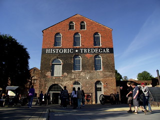 Historic Tredegar