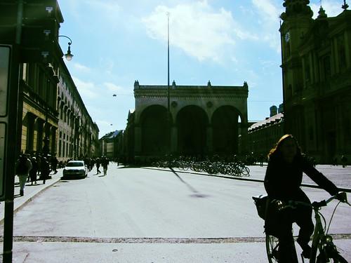 08.10.12 Odeonsplatz, Munich