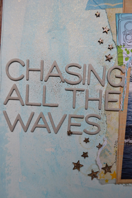 Chasing All the Waves_close up 1