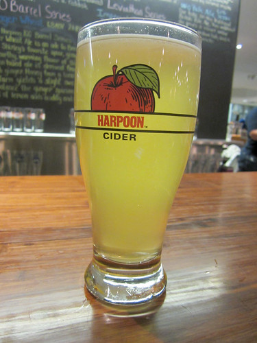 Harpoon Cascadian Sour Apple Cider