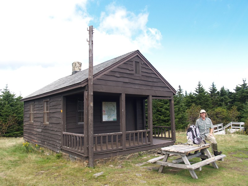 Hunter Mountain Summit Cabin