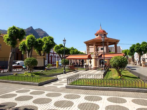 Los Silos Plaza, Tenerife