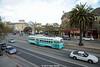 MUNI F-LINE CARS--1076 w of Market/Sanchez/15th Street OB by milantram