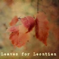 Flowers for Leontien