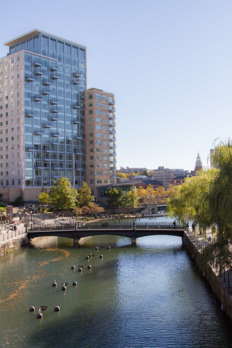 WaterPlace Fall 2012 by GoProvidenceRI